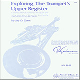 Zorn Exploring The Trumpet's Upper Register Sheet Music and Printable PDF Score | SKU 124904