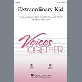 John Jacobson & Mac Huff Extraordinary Kid Sheet Music and Printable PDF Score   SKU 414413