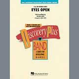 James Kazik Eyes Open (from The Hunger Games) - Baritone T.C. Sheet Music and Printable PDF Score | SKU 308591