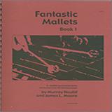 Murray Houllif & James Moore Fantastic Mallets, Book 1 Sheet Music and Printable PDF Score | SKU 124970