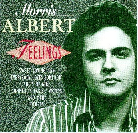 Morris Albert image and pictorial