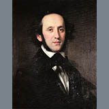 Felix Mendelssohn Bartholdy Adagio non troppo Sheet Music and Printable PDF Score | SKU 362652