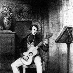 Ferdinando Carulli Sonatina Sheet Music and Printable PDF Score | SKU 121743