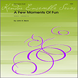 Beck Few Moments Of Fun, A Sheet Music and Printable PDF Score   SKU 124761