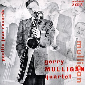 Gerry Mulligan image and pictorial