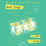 Nancy and Randall Faber Flight of the Bumblebee Sheet Music and Printable PDF Score | SKU 327548
