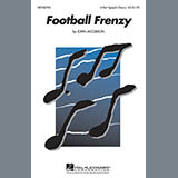 John Jacobson Football Frenzy Sheet Music and Printable PDF Score | SKU 97780