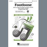 Kenny Loggins Footloose (arr. Kirby Shaw) Sheet Music and Printable PDF Score | SKU 474796