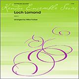 Forbes Loch Lomond - Bass Trombone Sheet Music and Printable PDF Score   SKU 313605