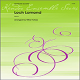 Forbes Loch Lomond - Trombone 1 Sheet Music and Printable PDF Score   SKU 313602