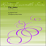 Forbes Pie Jesu (from Requiem) - Trombone 2 Sheet Music and Printable PDF Score   SKU 313665