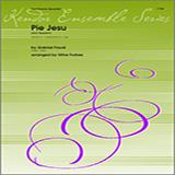 Forbes Pie Jesu (from Requiem) - Trombone 3 Sheet Music and Printable PDF Score   SKU 313666