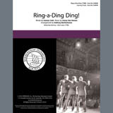Forefront Ring-a-Ding Ding (arr. Anthony Bartholomew) Sheet Music and Printable PDF Score | SKU 406980