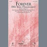 Kari Jobe Forever (We Sing Hallelujah) (arr. Heather Sorenson) Sheet Music and Printable PDF Score | SKU 156995