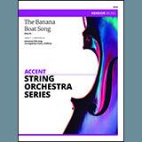 Frank J. Halferty Banana Boat Song, The (Day-O) - 2nd Violin Sheet Music and Printable PDF Score | SKU 368857