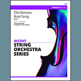 Frank J. Halferty Banana Boat Song, The (Day-O) - Bass Sheet Music and Printable PDF Score | SKU 368860