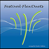 Frank J. Halferty Festival FlexDuets - Violin Sheet Music and Printable PDF Score | SKU 441279