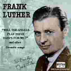 Frank Luther Christmas Is A-Comin' (May God Bless You) Sheet Music and Printable PDF Score | SKU 166537