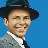 Frank Sinatra All The Way Sheet Music and Printable PDF Score | SKU 410241
