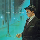 Frank Sinatra Last Night When We Were Young Sheet Music and Printable PDF Score   SKU 156666