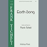 Frank Ticheli Earth Song Sheet Music and Printable PDF Score | SKU 460022