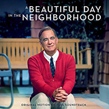 Download or print Fred Rogers It's Such A Good Feeling (from A Beautiful Day in the Neighborhood) Digital Sheet Music Notes and Chords - Printable PDF Score