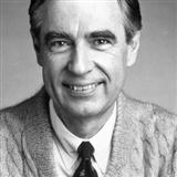 Download or print Fred Rogers It's You I Like Digital Sheet Music Notes and Chords - Printable PDF Score