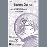 The Ronettes Frosty The Snowman (arr. Kirby Shaw) Sheet Music and Printable PDF Score   SKU 28727