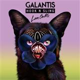 Download or print Galantis Love On Me Digital Sheet Music Notes and Chords - Printable PDF Score