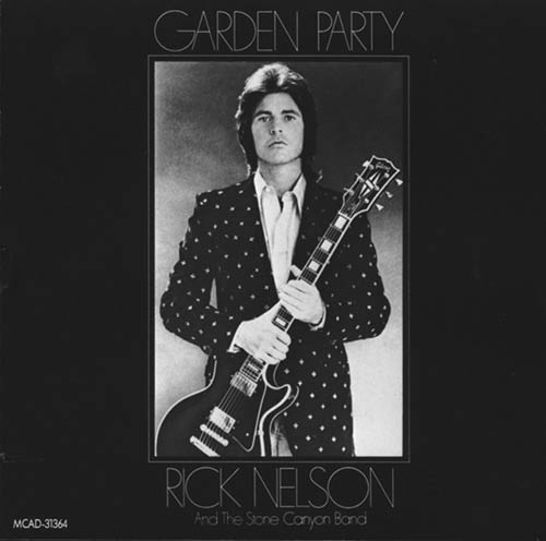 Ricky Nelson image and pictorial