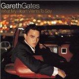 Download or print Gareth Gates Sentimental Digital Sheet Music Notes and Chords - Printable PDF Score