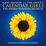 Gary Barlow and Tim Firth My Russian Friend And I (from Calendar Girls the Musical) Sheet Music and Printable PDF Score   SKU 424576