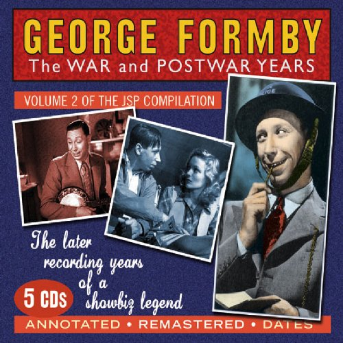 George Formby image