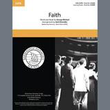 George Michael Faith (arr. Kohl Kitzmiller) Sheet Music and Printable PDF Score   SKU 406816