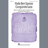 Giovanni Battista Bononcini Vado Ben Spesso Cangiando Loco (arr. Brandon Williams) Sheet Music and Printable PDF Score | SKU 410504