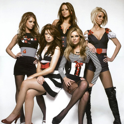 Download or print Girls Aloud Jump (For My Love) Digital Sheet Music Notes and Chords - Printable PDF Score