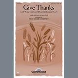 Henry Smith Give Thanks (arr. Vicki Tucker Courtney) Sheet Music and Printable PDF Score   SKU 88545
