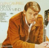 Glen Campbell Gentle On My Mind Sheet Music and Printable PDF Score | SKU 189279