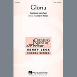 Jude Roldan Gloria Sheet Music and Printable PDF Score | SKU 151537