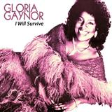 Download or print Gloria Gaynor I Will Survive Digital Sheet Music Notes and Chords - Printable PDF Score