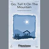 David Angerman Go, Tell It On The Mountain Sheet Music and Printable PDF Score | SKU 88404