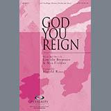 Harold Ross God You Reign - Trumpet 2 & 3 Sheet Music and Printable PDF Score   SKU 282110