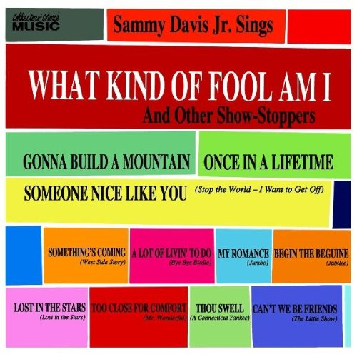 Sammy Davis Jr. image and pictorial