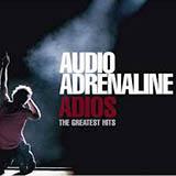 Audio Adrenaline Goodbye Sheet Music and Printable PDF Score | SKU 57379