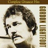 Gordon Lightfoot Steel Rail Blues Sheet Music and Printable PDF Score | SKU 160031