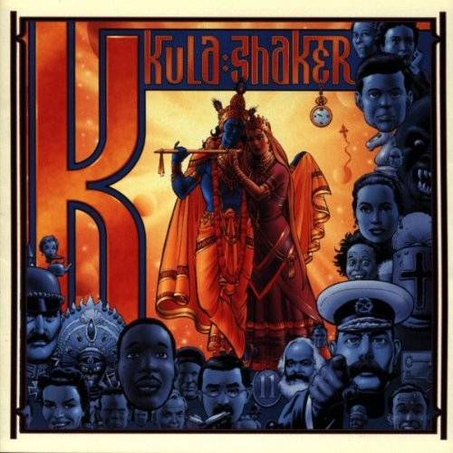 Kula Shaker image and pictorial