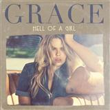 Download or print Grace Hell Of A Girl Digital Sheet Music Notes and Chords - Printable PDF Score