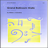 Willian Schinstine Grand Ballroom Waltz Sheet Music and Printable PDF Score   SKU 404460