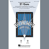 Roger Emerson 21 Guns (from Green Day's American Idiot) Sheet Music and Printable PDF Score   SKU 295913