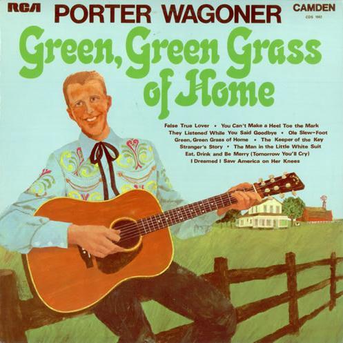 Porter Wagoner image and pictorial